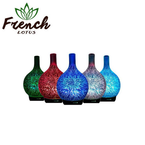 Essential Oil Diffuser Firework | French Lotus