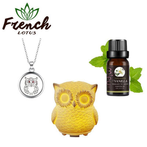 Essential Oil Diffuser Kit | French Lotus