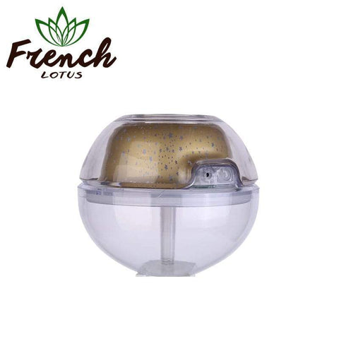 Essential Oil Diffuser Night Light | French Lotus