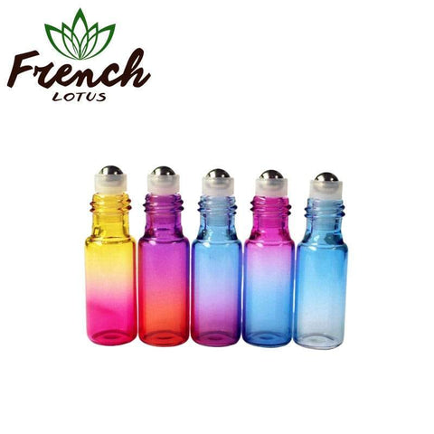 Essential Oil Roller Bottles | French Lotus