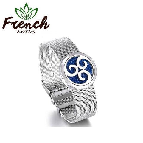 Essential Oils Jewelry Bracelet | French Lotus