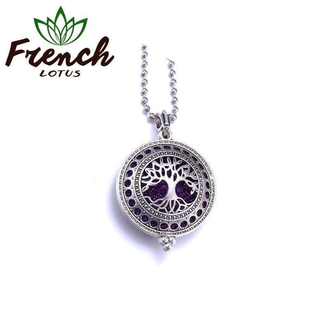 Essential Oils Jewelry | French Lotus