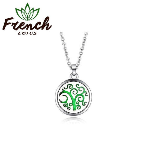 Fantasy Tree Pendant | French Lotus