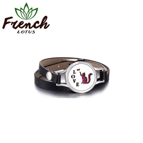 Fragrance Holding Bracelet | French Lotus