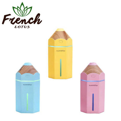 Mini Aromatherapy Car Humidifier | French Lotus