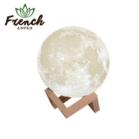 Moon Lamp Humidifier | French Lotus