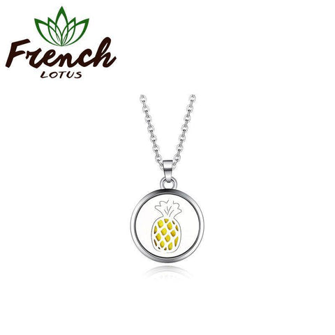 Oil Diffuser Pendant | French Lotus