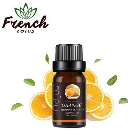 Orange Essential Oil | French Lotus