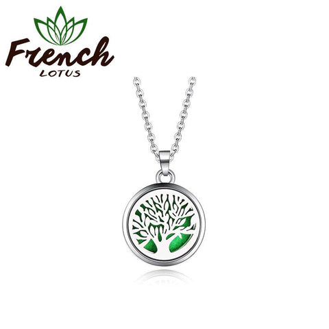 Pendant Tree Of Life | French Lotus