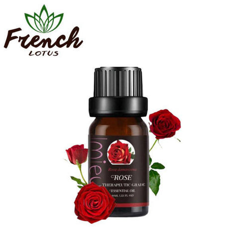 Rose Essential Oil | French Lotus