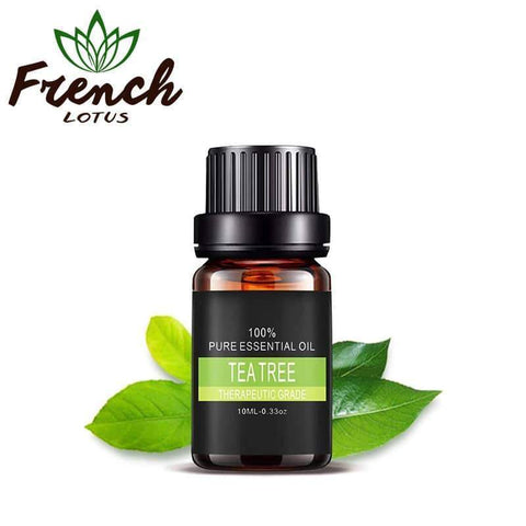 Tea Tree Essential Oil | French Lotus