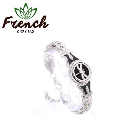 The Essential Oil Bracelet | French Lotus