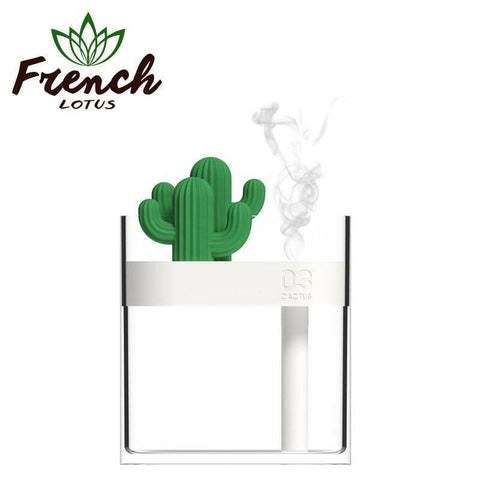 Ultrasonic Air Humidifier | French Lotus