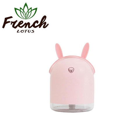 Ultrasonic Cool Mist Humidifier | French Lotus