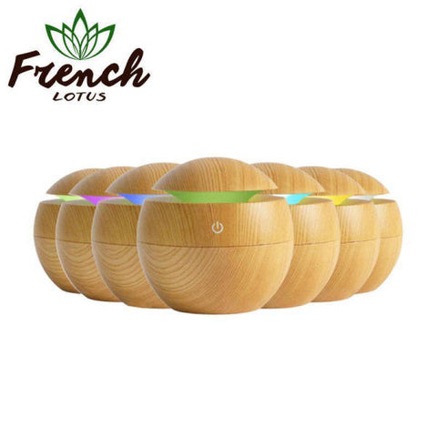 Ultrasonic Diffuser | French lotus