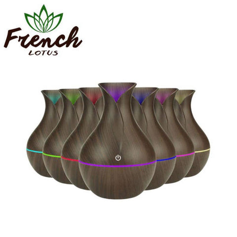 Ultrasonic Essential Oil Diffuser | French Lotus