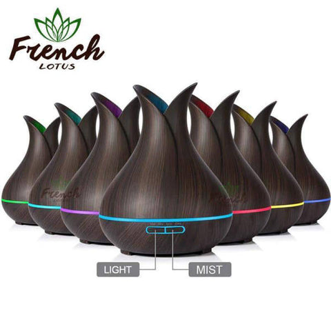 Wooden Diffuser | French Lotus