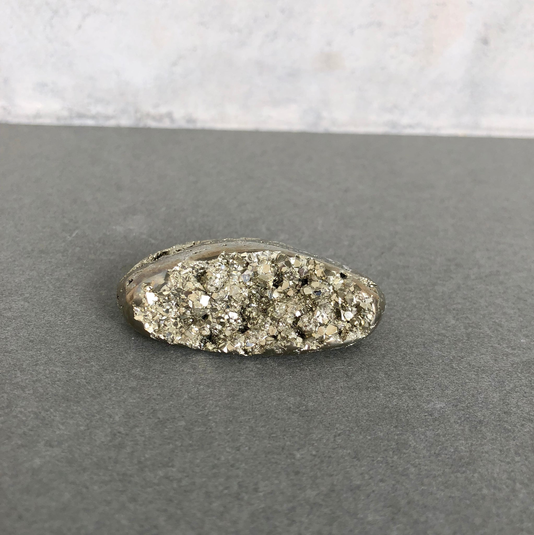 Pyrite Pebble 05