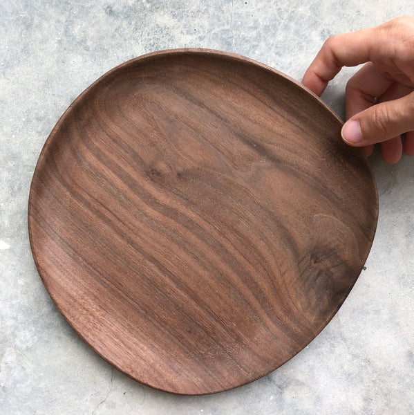 Irregular Wooden Tray (Medium)