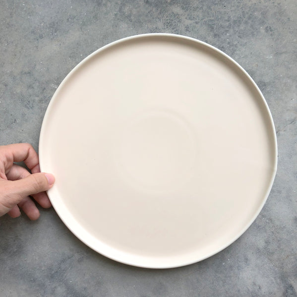 Round Ceramic Tray (Large)