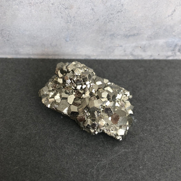 Pyrite Cluster 17