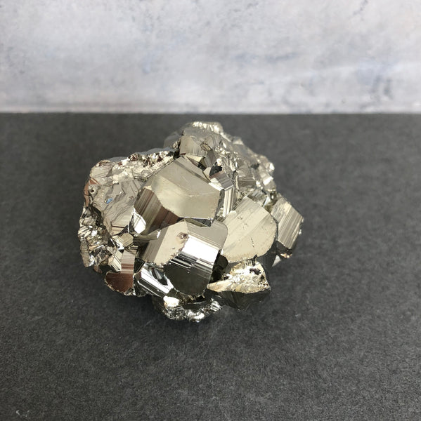 Pyrite Cluster 19