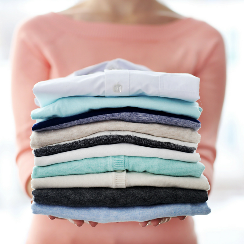 How to Fold Clothes Perfectly