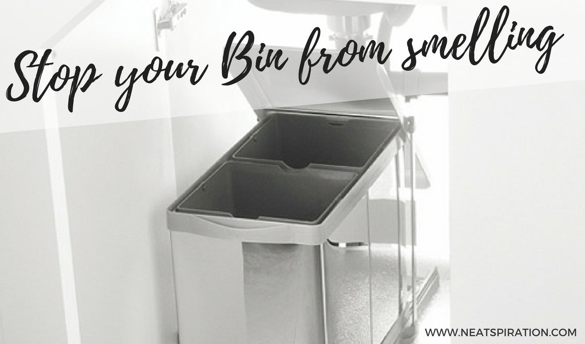 How to fix a Smelly Bin.