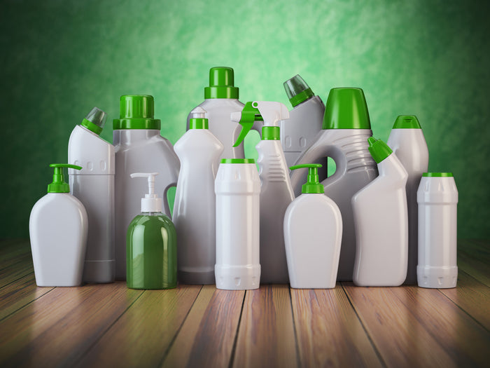 Why you should use eco Bathroom Cleaning products vs Supermarket brands.
