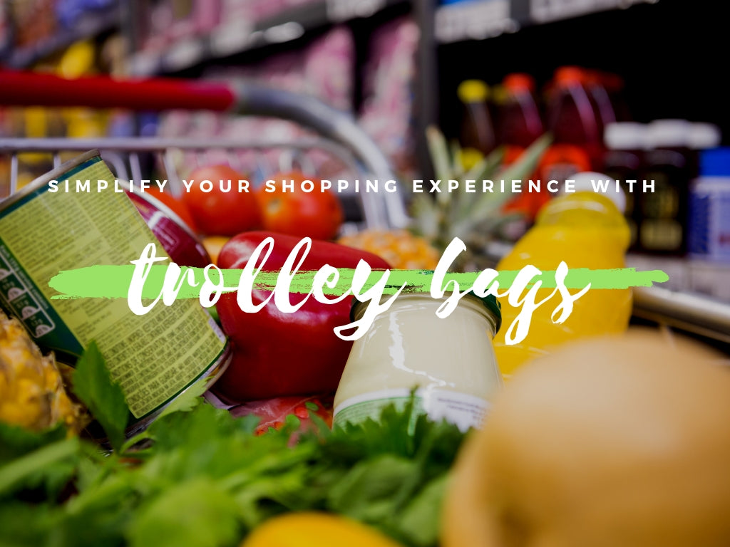Simplify Your Shopping Experience with Trolley Bags