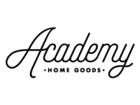 Academy. Established 2015 Melbourne. Academy's goods don't just look the part – they are designed to be used again and again. We create products with attention to detail in construction and finish, tested for durability, comfort and function.