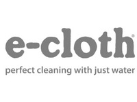 e-cloth is the only cloth on the market, independently tested to remove 99% of bacteria.