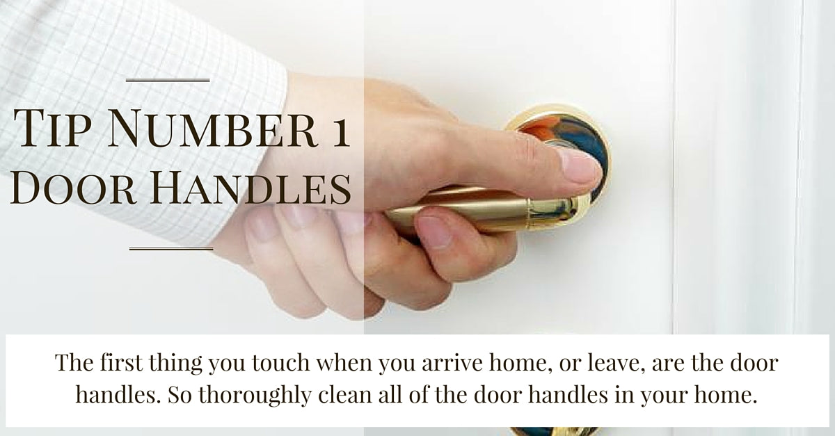 Tip 1 - Door Handles