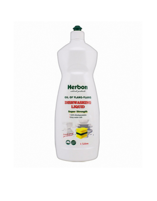 HERBON Dishwashing Liquid Oil of Ylang Ylang 1L