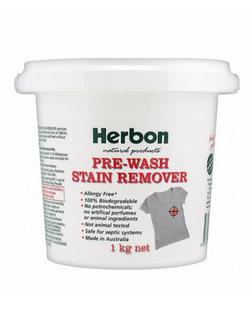 Herbon - Laundry Pre-Wash Stain Remover 1kg