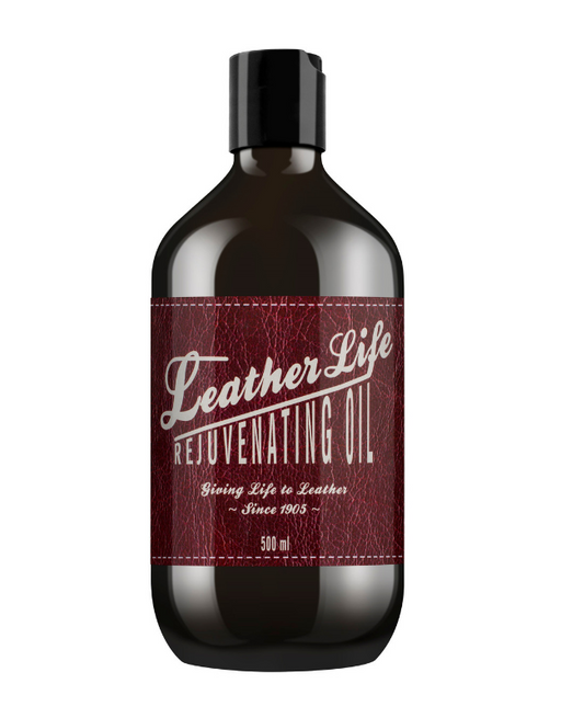 Euca - Leather Rejuvenating Oil 500ml