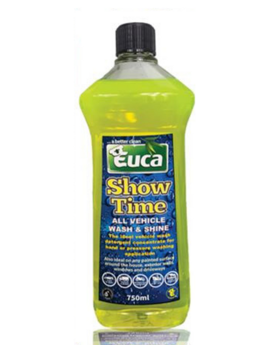 Euca - Show Time All Purpose Wash 750ml