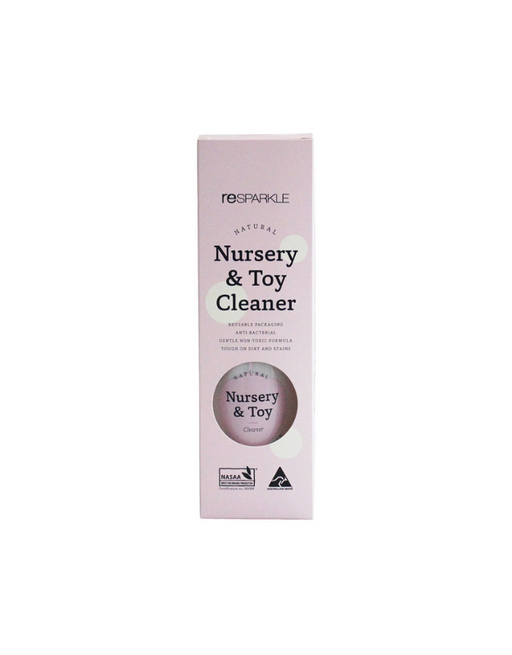 Resparkle - Natural Nursery & Toy Cleaner