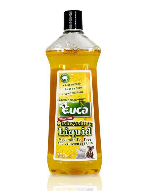 Euca - Concentrated Dishwashing Liquid 750ml