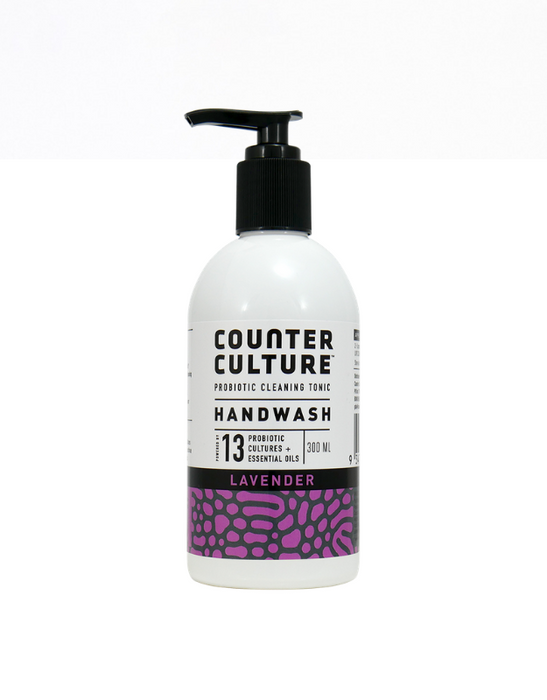 Counter Culture - Probiotic Lavender Hand Wash 300mL