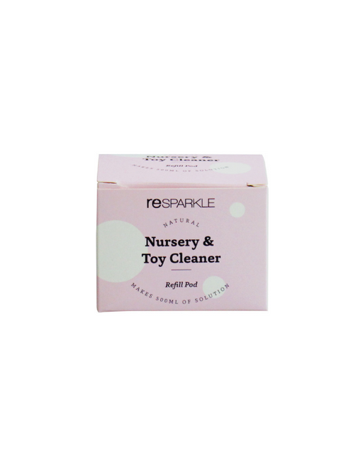 Resparkle - Natural Nursery & Toy Cleaner Refill Pod