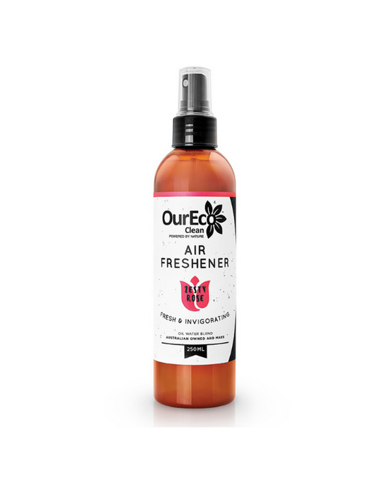OurEco Clean - Air Freshener Zesty Rose 250ml