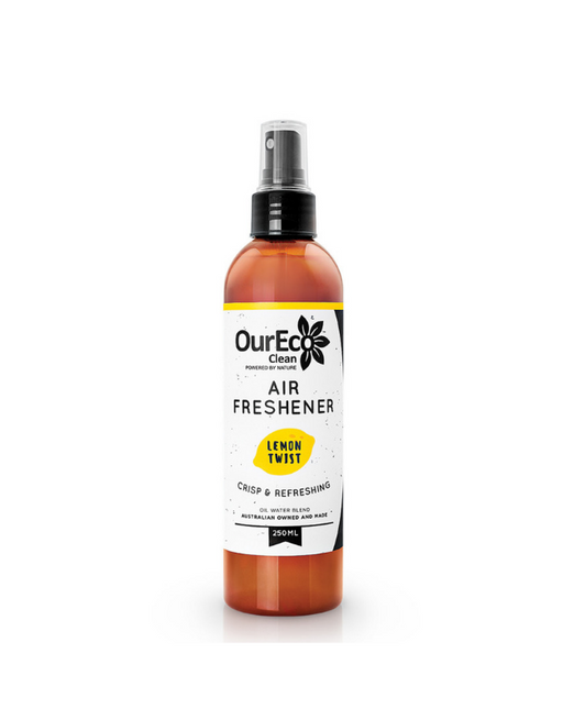 OurEco Clean - Air Freshener Lemon Twist 250ml