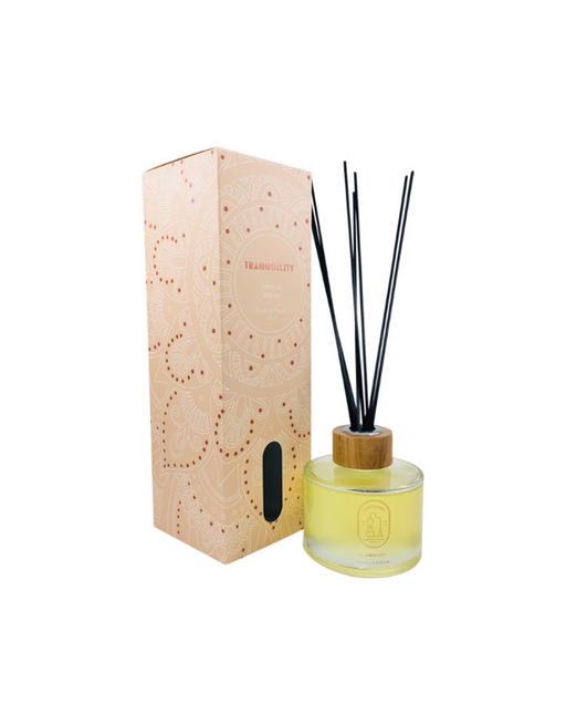 Distillery Fragrance House - Reed Diffuser Tranquility (Vanilla Dream) 200ml