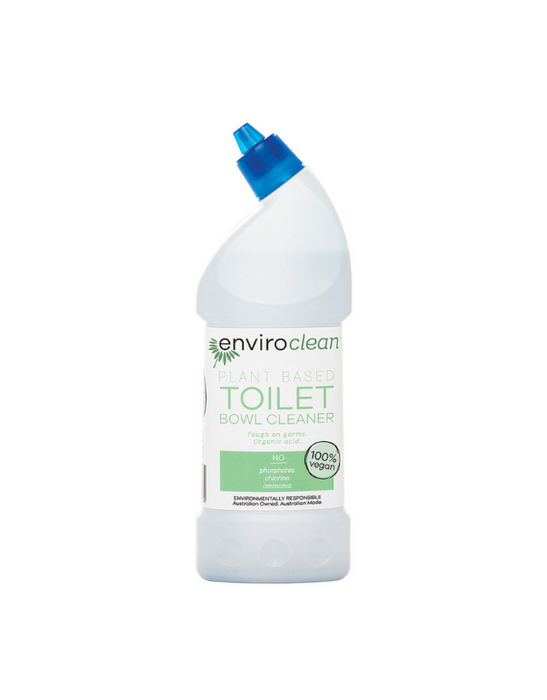 EnviroClean - Plant Based Toilet Bowl Cleaner 600ml