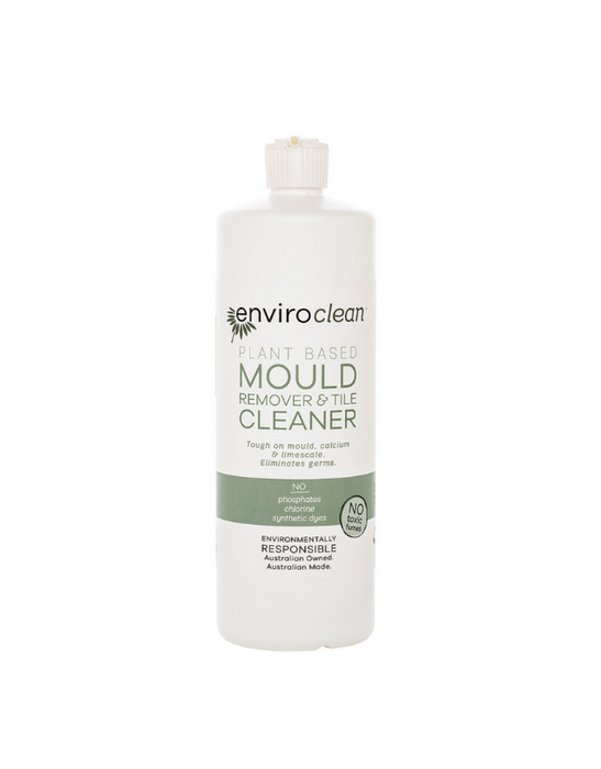 EnviroClean - Plant Based Mould Remover & Tile Cleaner 1L