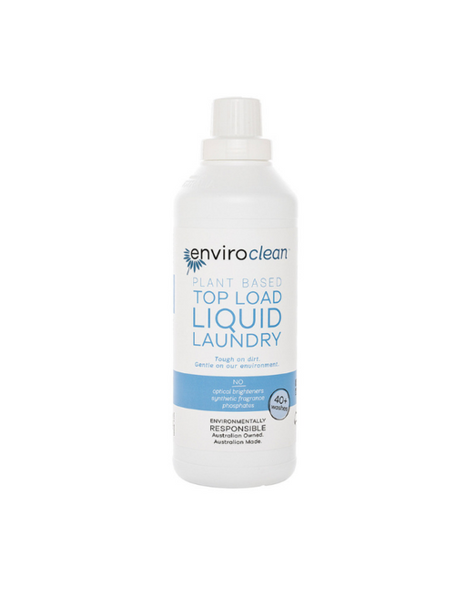 EnviroClean - Plant Based Liquid Laundry Top Load 1L