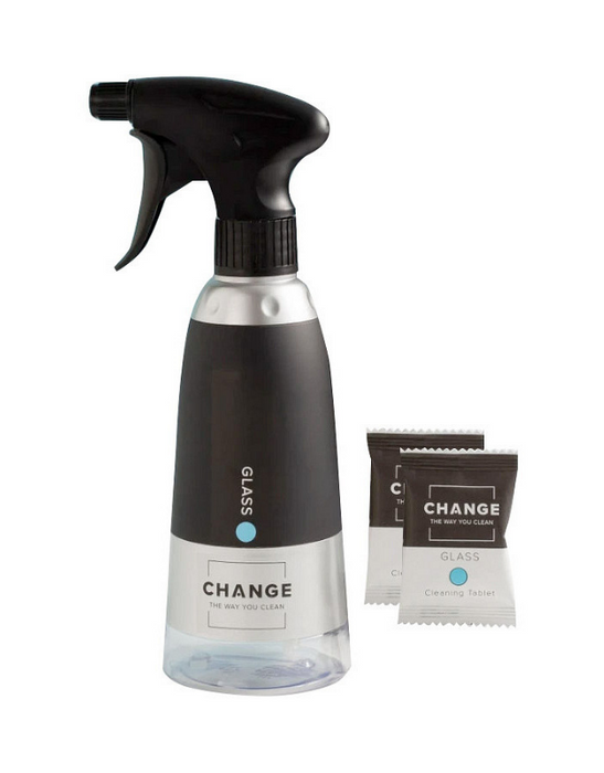 Change - Glass Cleaning Kit