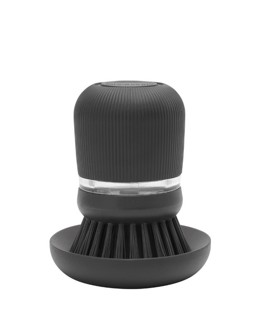 Brabantia Soap Dispenser Dish Brush Dark Grey