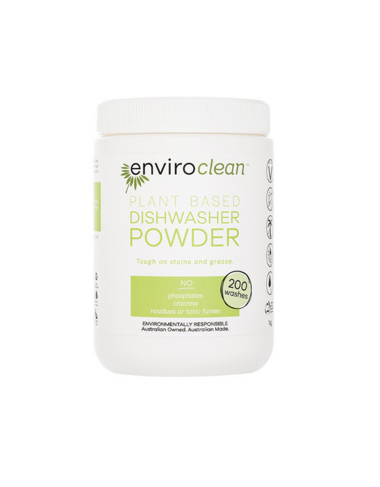 EnviroClean - Plant Based Dishwasher Powder 1kg